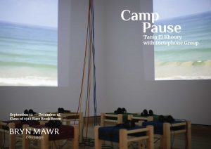 Camp Pause exhibition