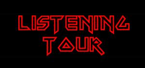 Listening Tour Logo